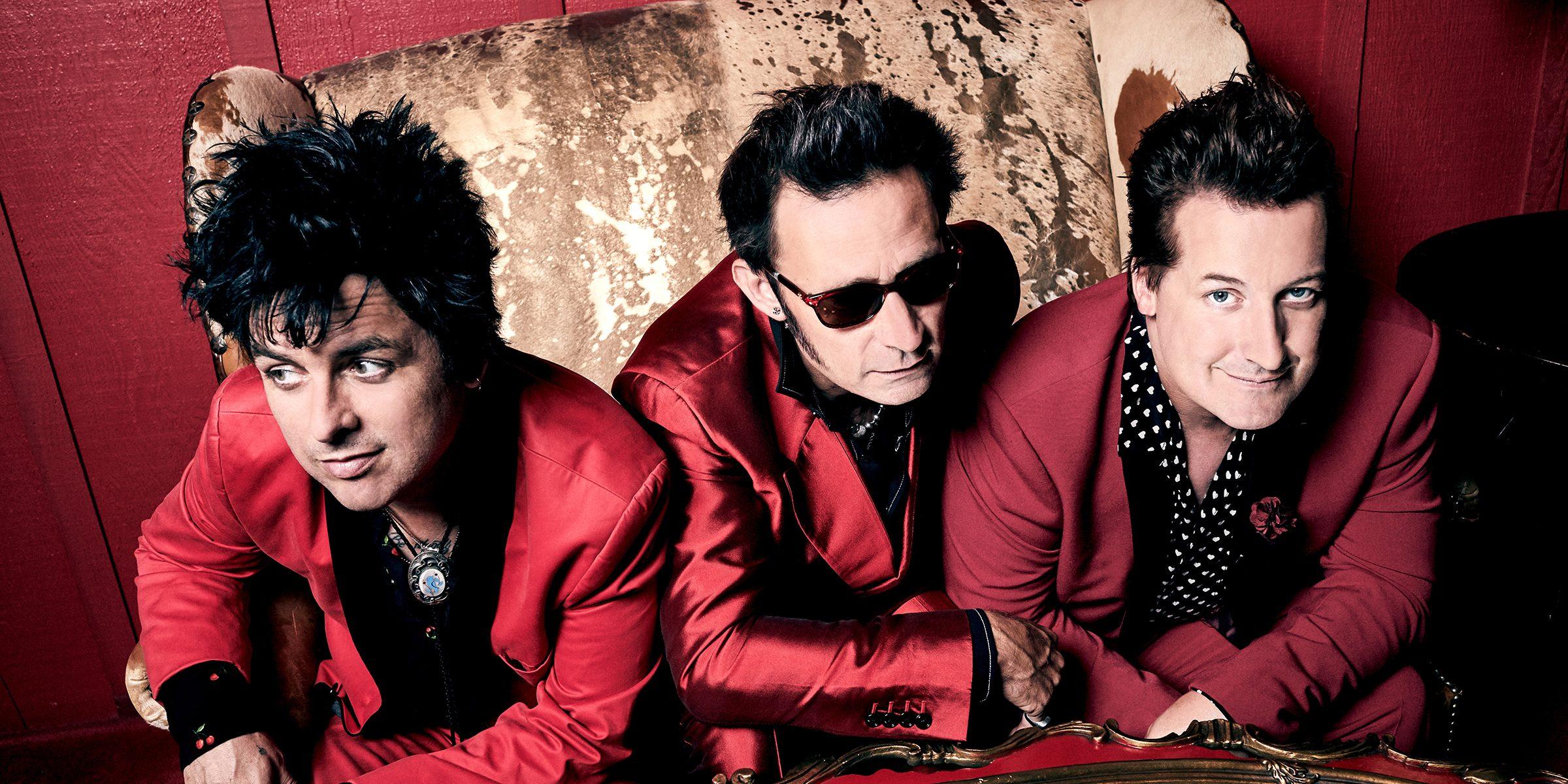 I Green Day a Milano | YOUparti ippodromo snai san siro youparti
