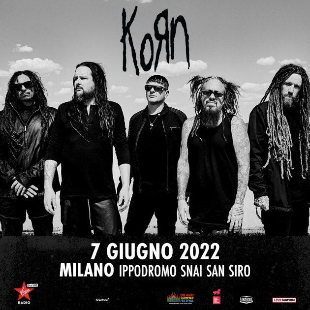 I Korn a Milano YOUparti