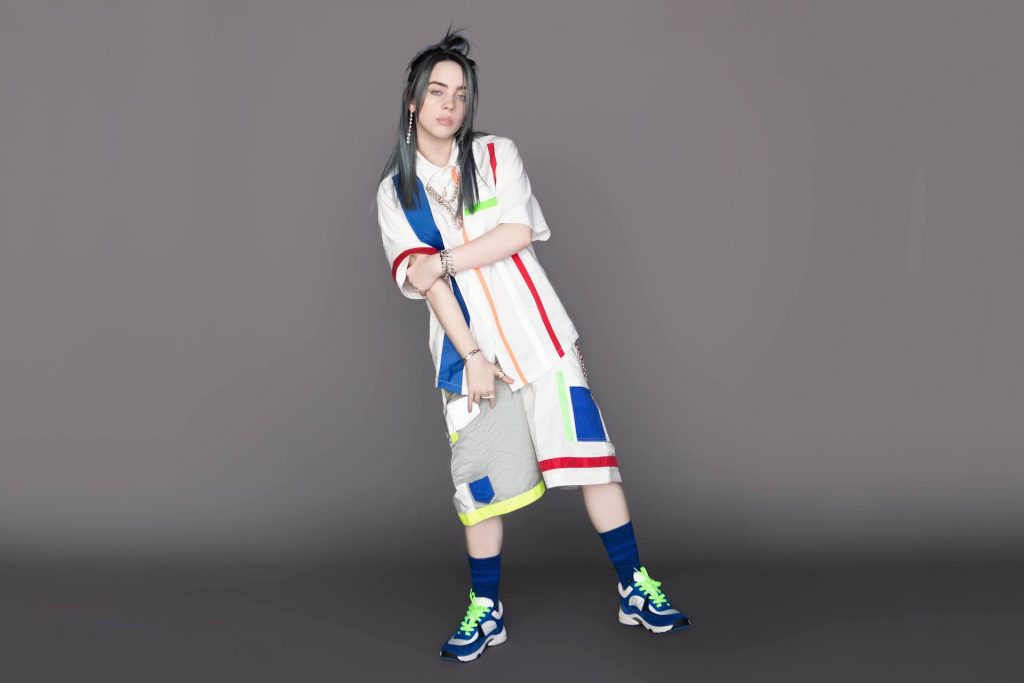 Billie Eilish a Milano YOUparti MIND Innovation District - Area Expo