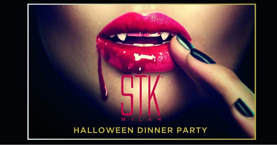 STK Milano | Halloween Dinner Party YOUparti