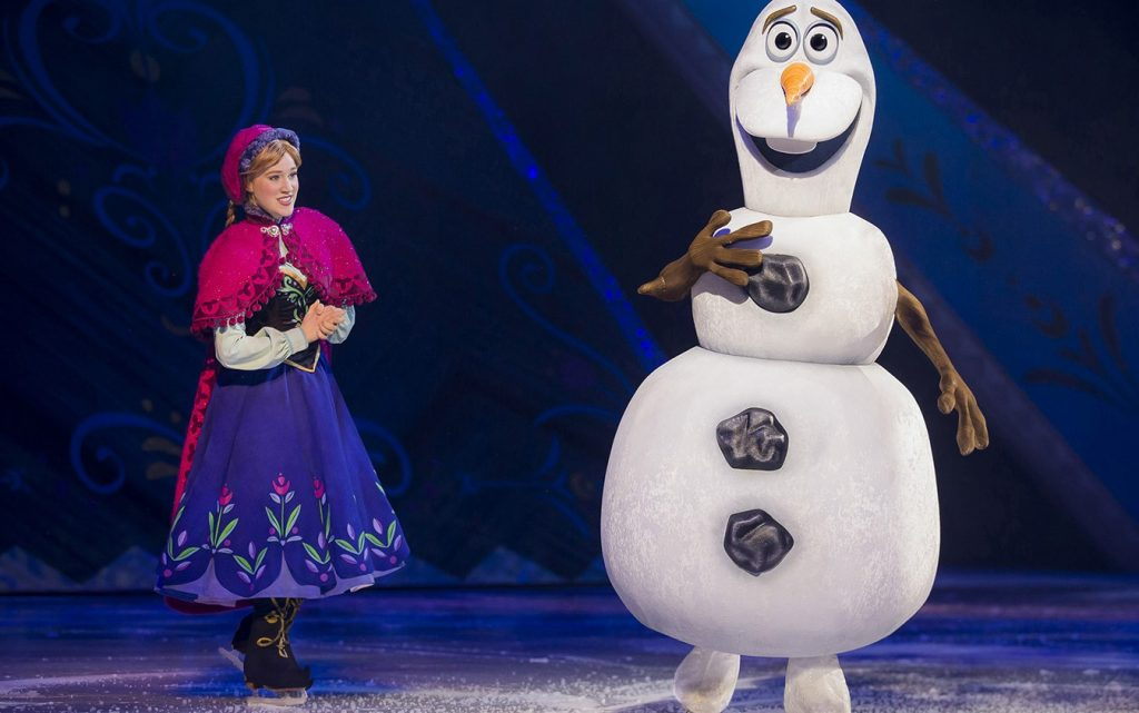 Disney on Ice - Frozen - Milano | YOUparti Mediolanum Forum Assago