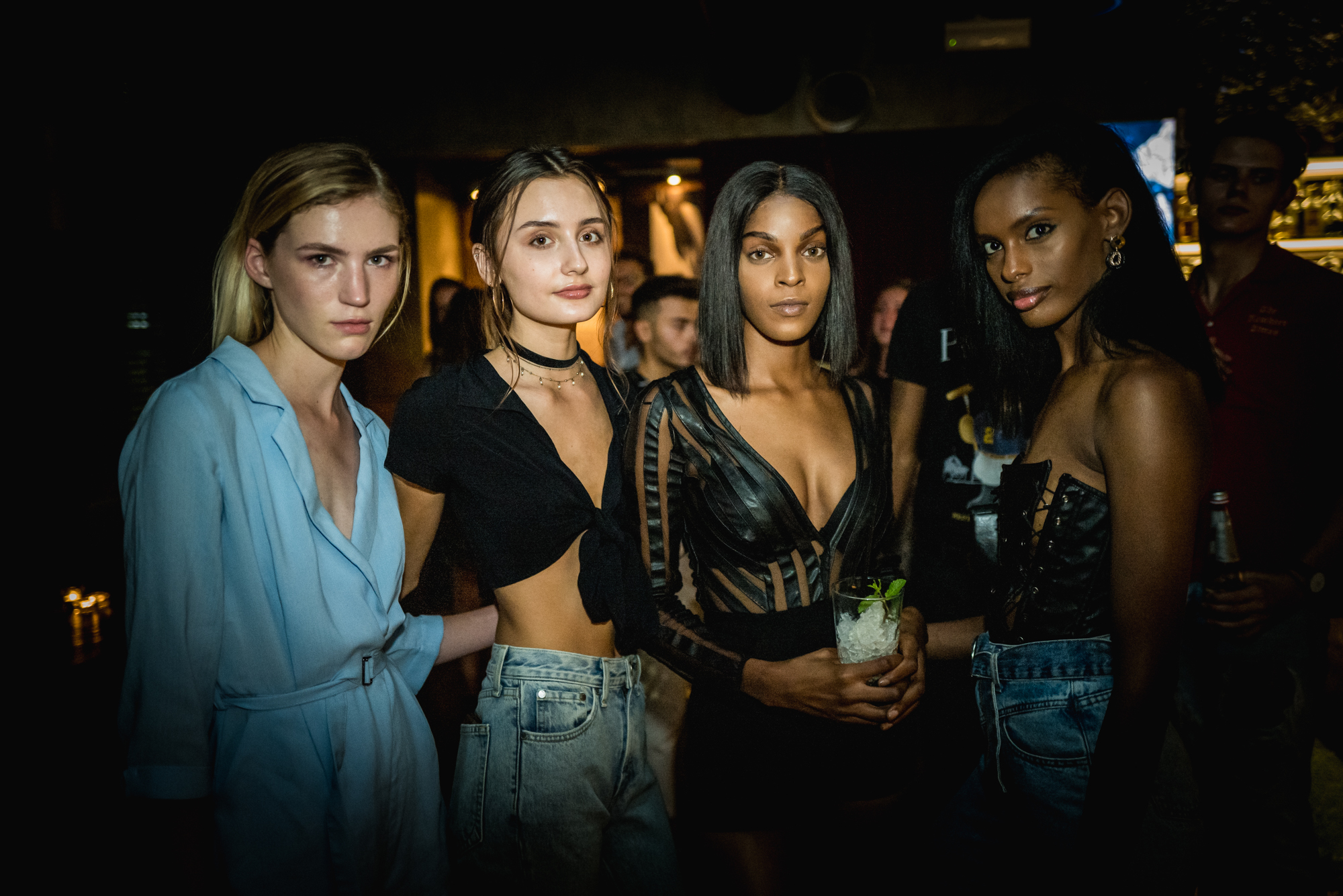 BIKKEMBERGS PARTY FASHION WEEK | YOUparti circle micam mfw