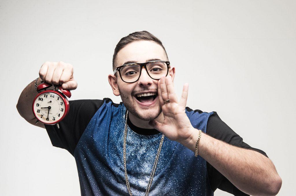 Rocco Hunt a Milano YOUparti magazzini generali aprile 2020