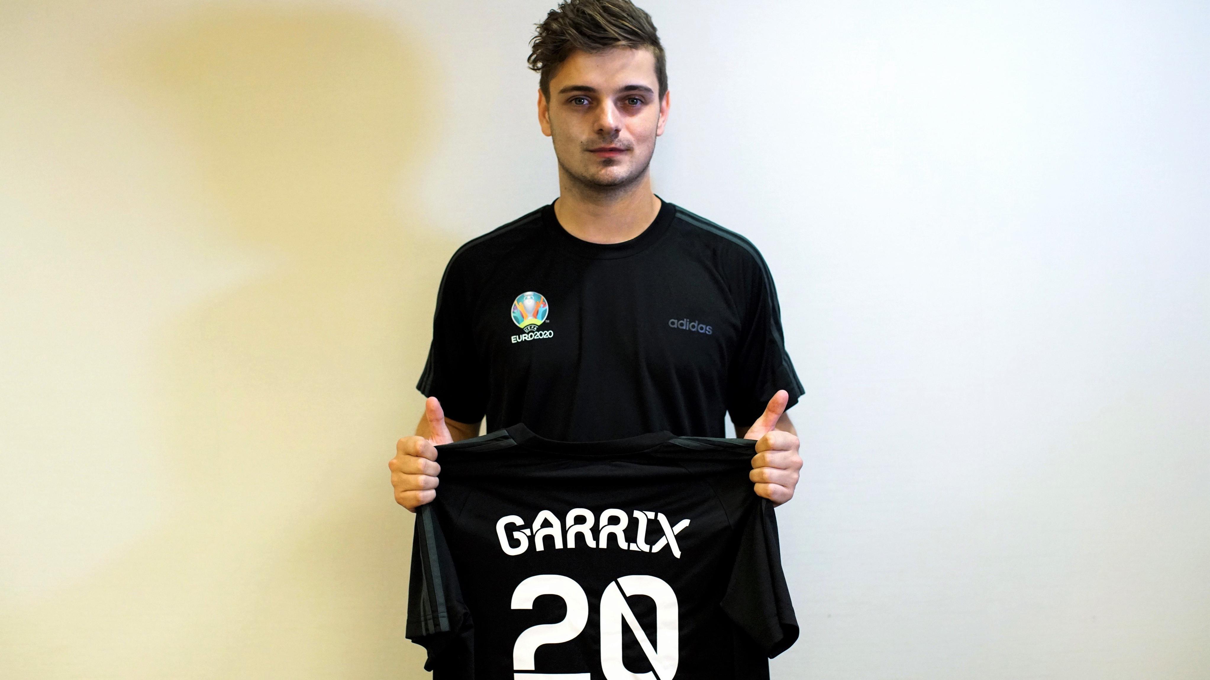 Martin Garrix ha composto l'inno di EURO 2020 YOUparti