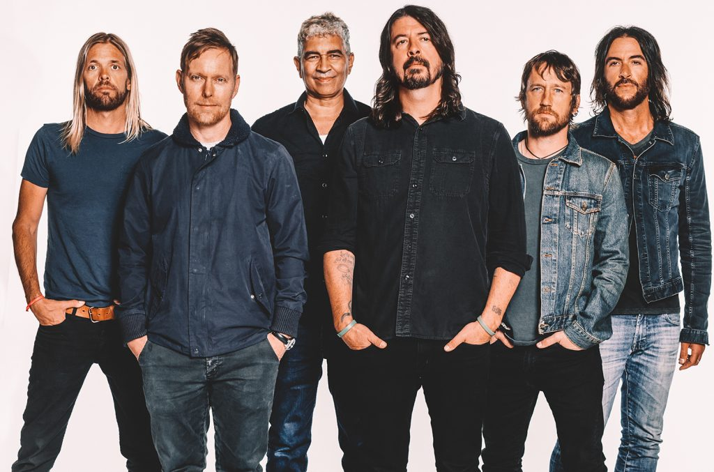 Foo Fighters in concerto a Milano YOUparti MIND Innovation District (Area Expo) - I-Days 2020