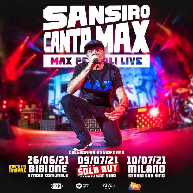Max Pezzali - San Siro Milano YOUparti