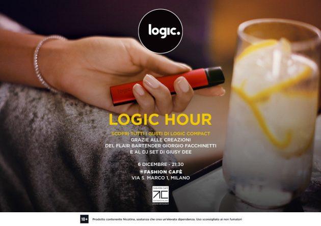 LOGIC HOUR / Private Party YOUparti Fashion Cafe Brera Milano Centro