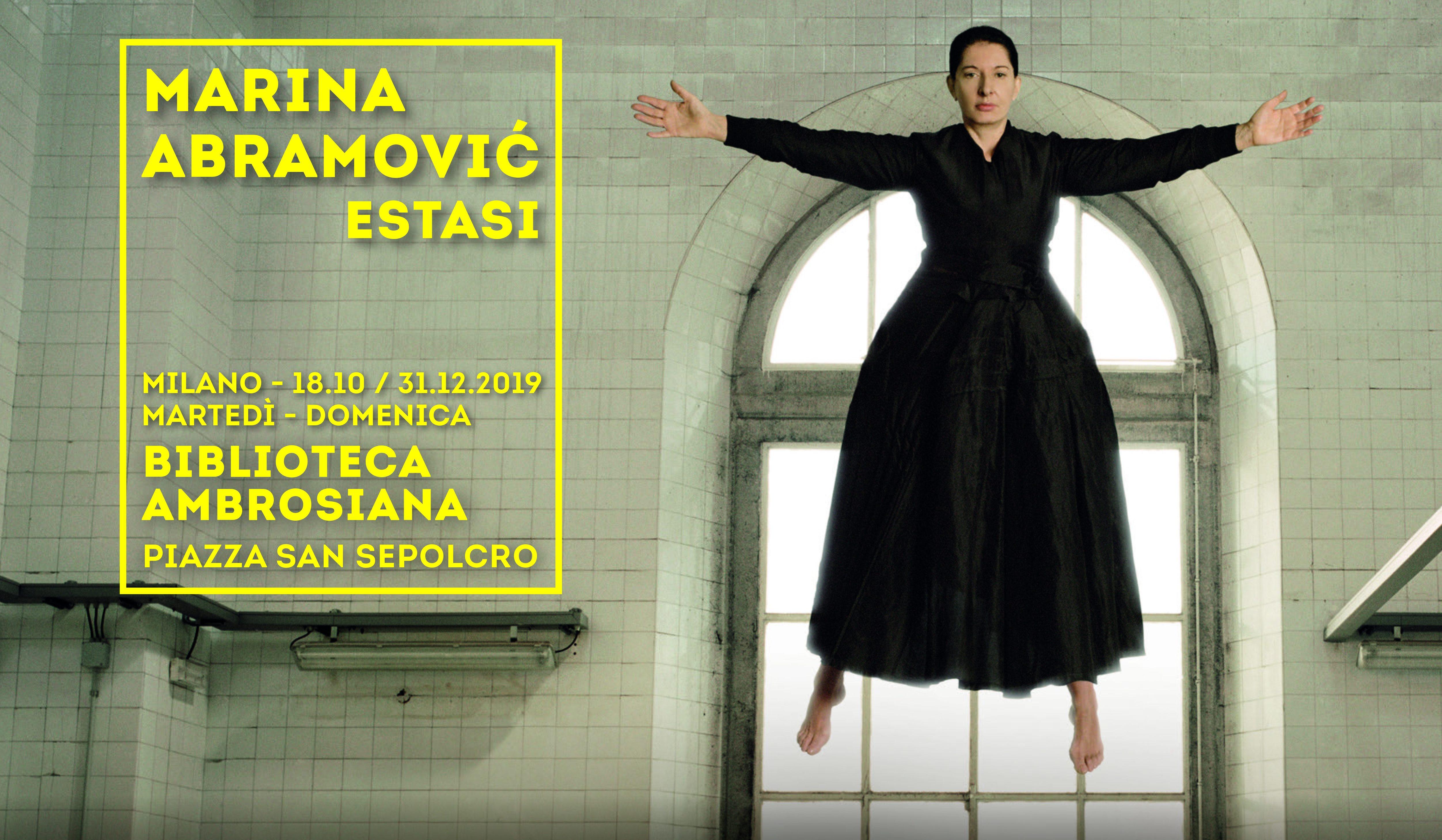 Marina Abramović / Estasi YOUparti