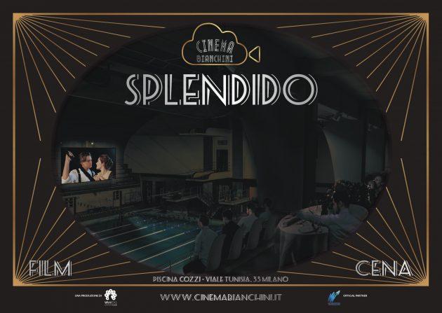 Cinema Bianchini Splendido Piscina Cozzi YOUparti Milano