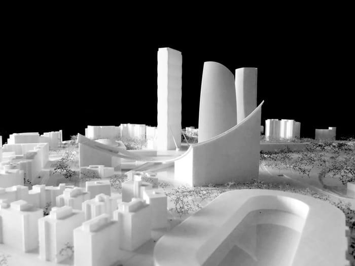 Ecco il nuovo incredibile portale di luce a Citylife: Milano come Asgard YOUparti