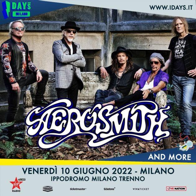I-Days 2022 - Aerosmith YOUparti