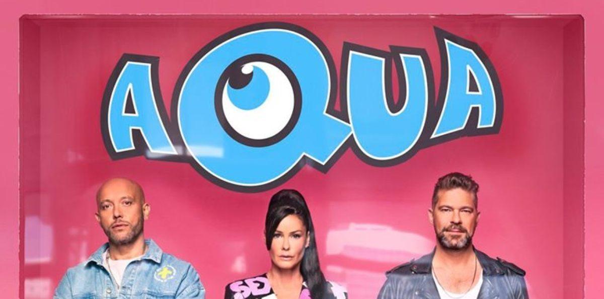 Gli Aqua stanno per tornare