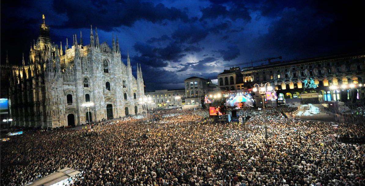 Concerto Capodanno in Piazza Duomo