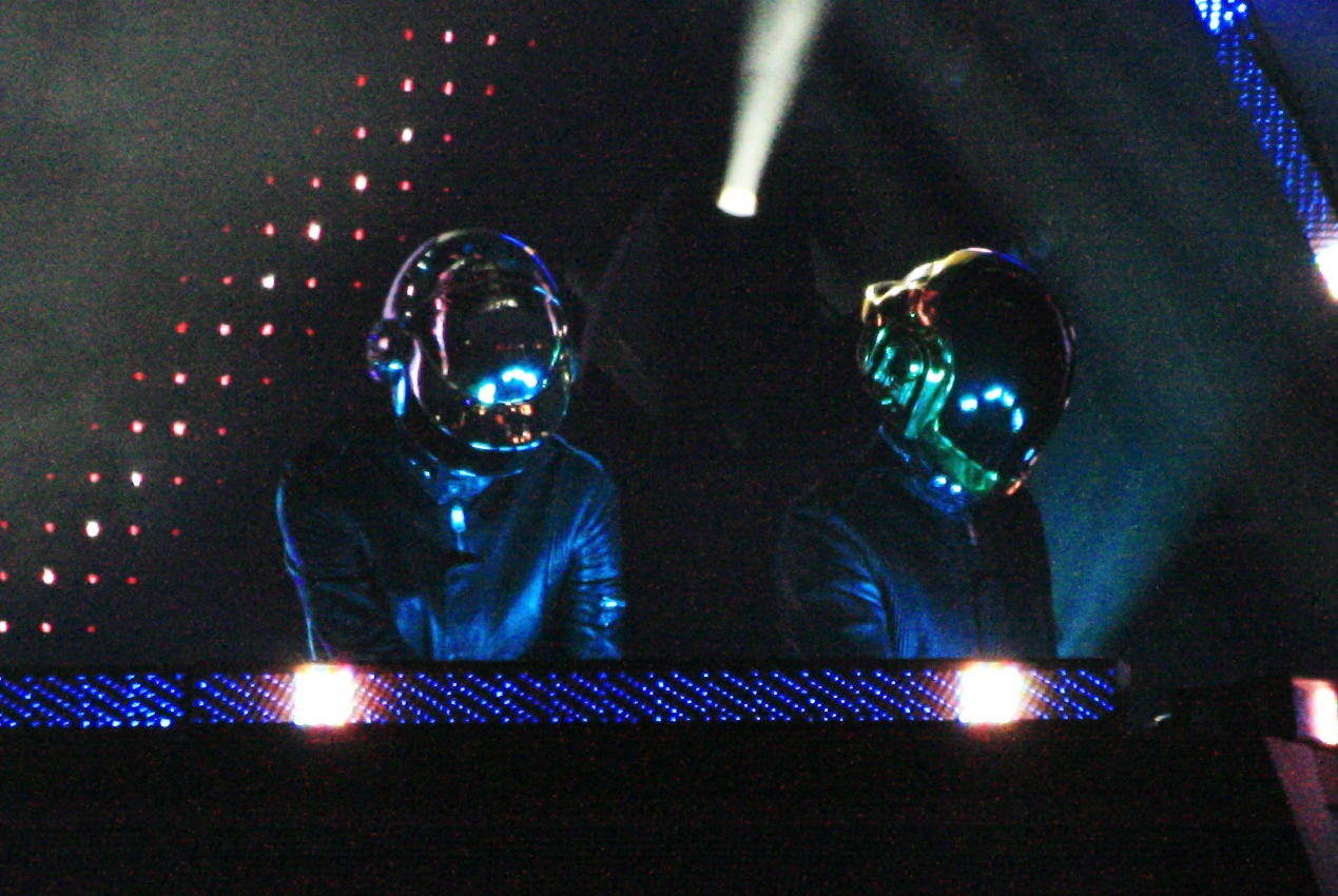 I Daft Punk in studio per il 2020