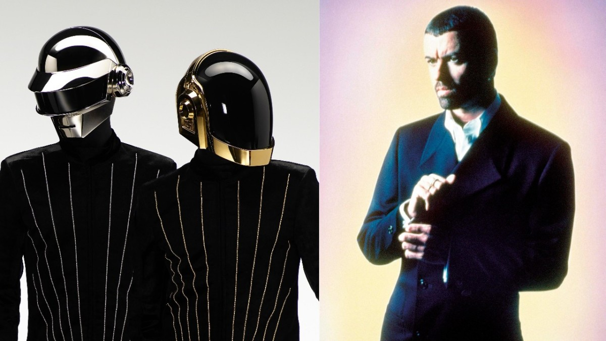 George Michael Daft Punk