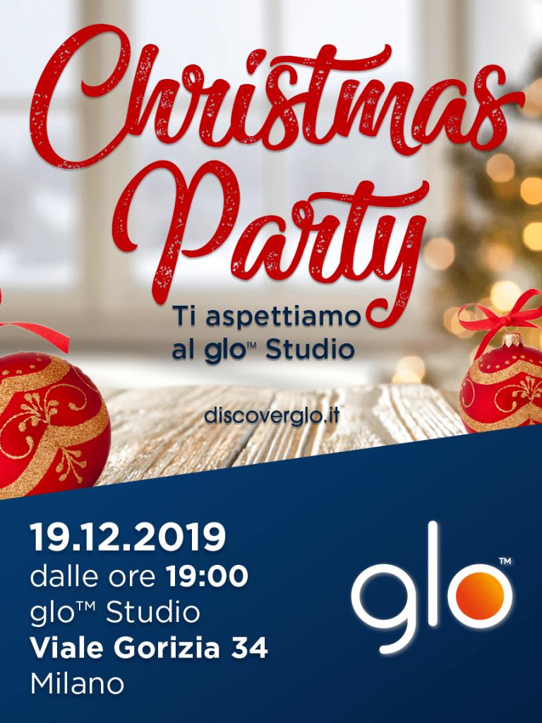 Glo Christmas Party Navigli Milano YOUparti Viale Gorizia Drinks Sushi Gadget
