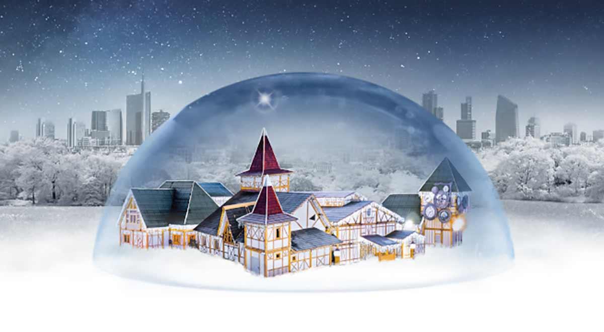 Chiude il Sogno di Natale