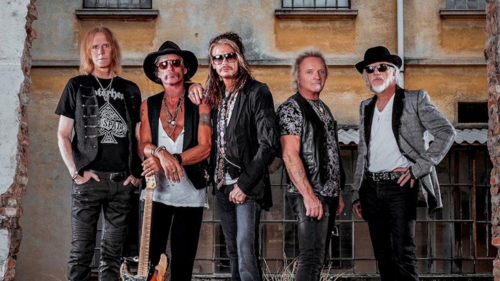 Gli Aerosmith in concerto a Milano YOUparti