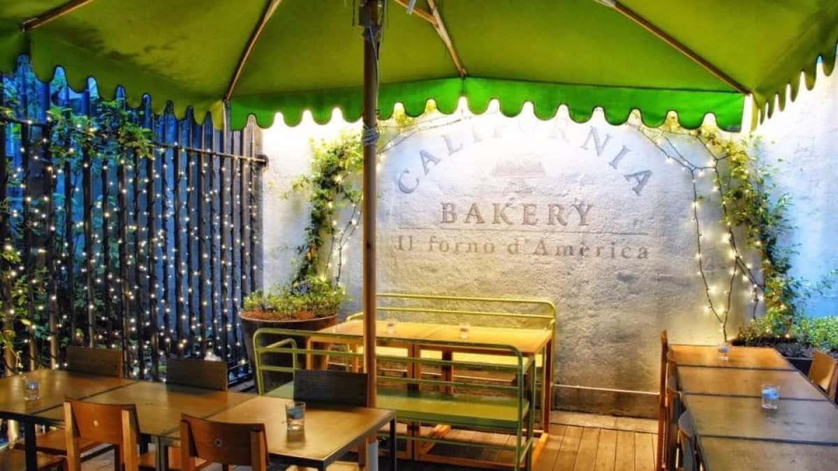 California Bakery fallimento