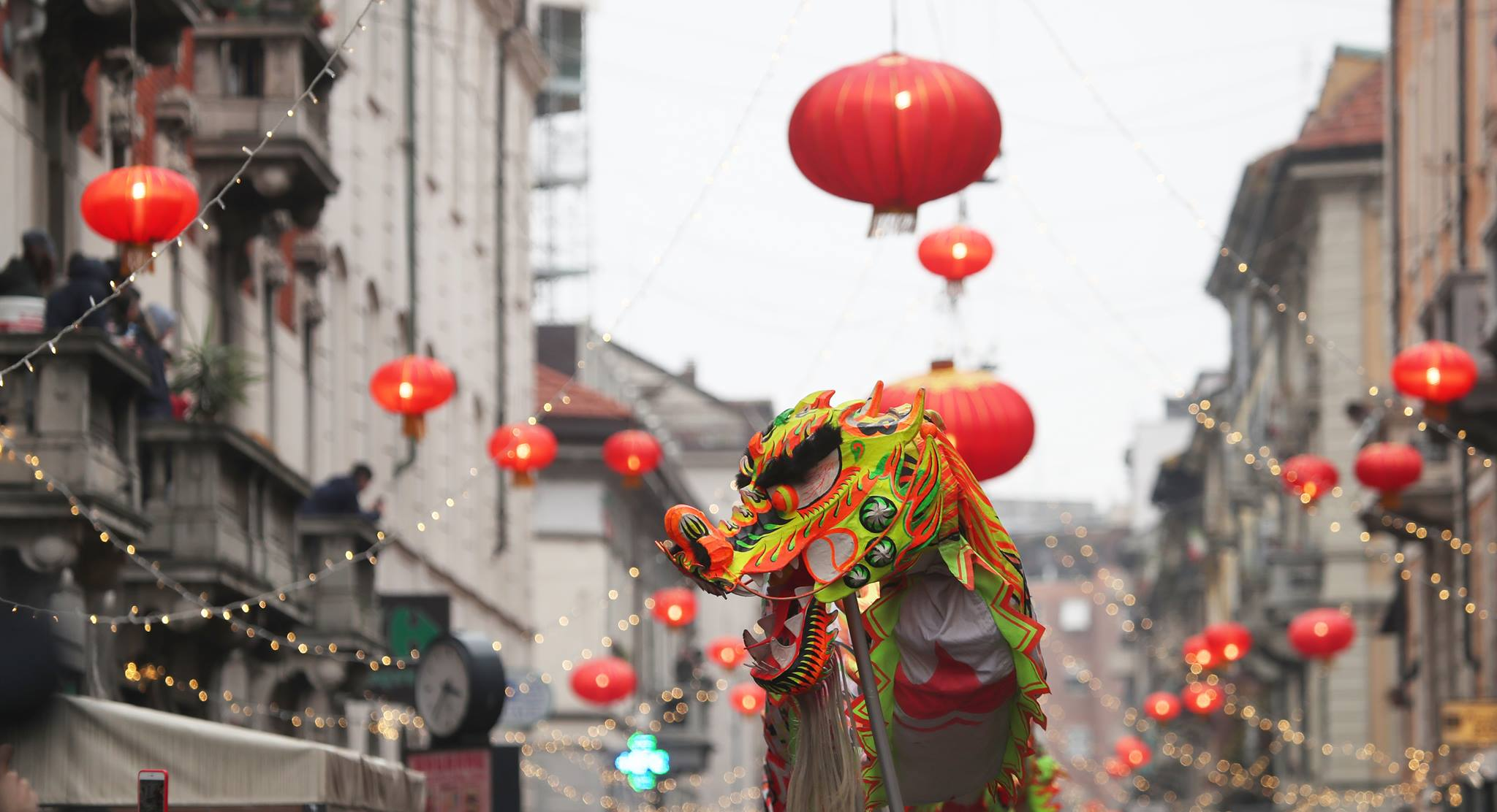 Capodanno Cinese in Paolo Sarpi