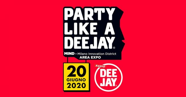 Party Like a Deejay Giugno MIND Milano Innovation District – AREA EXPO YOUparti