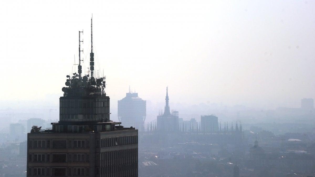 Smog Milano ricerca