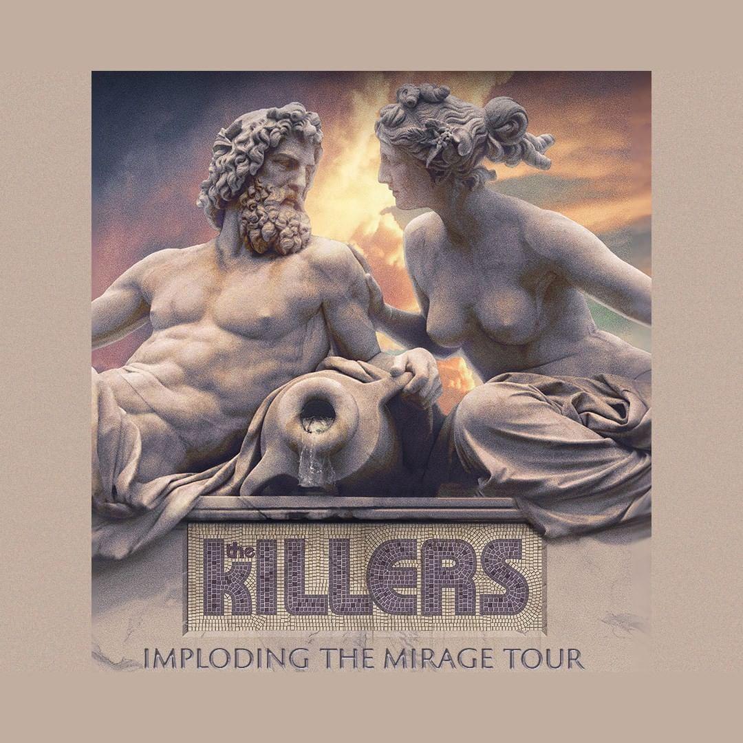 The Killers ippodromo snai san siro milano luglio YOUparti
