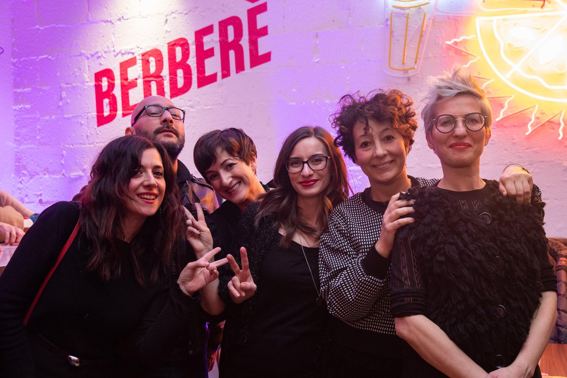 Inaugurazione Berberè Milano Colonne YOUparti