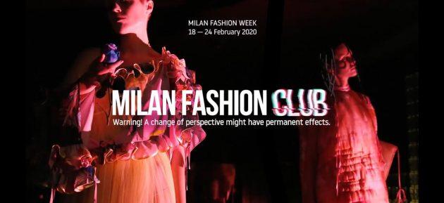 Milan Fashion Club YOUparti corso garibaldi milano fashion week