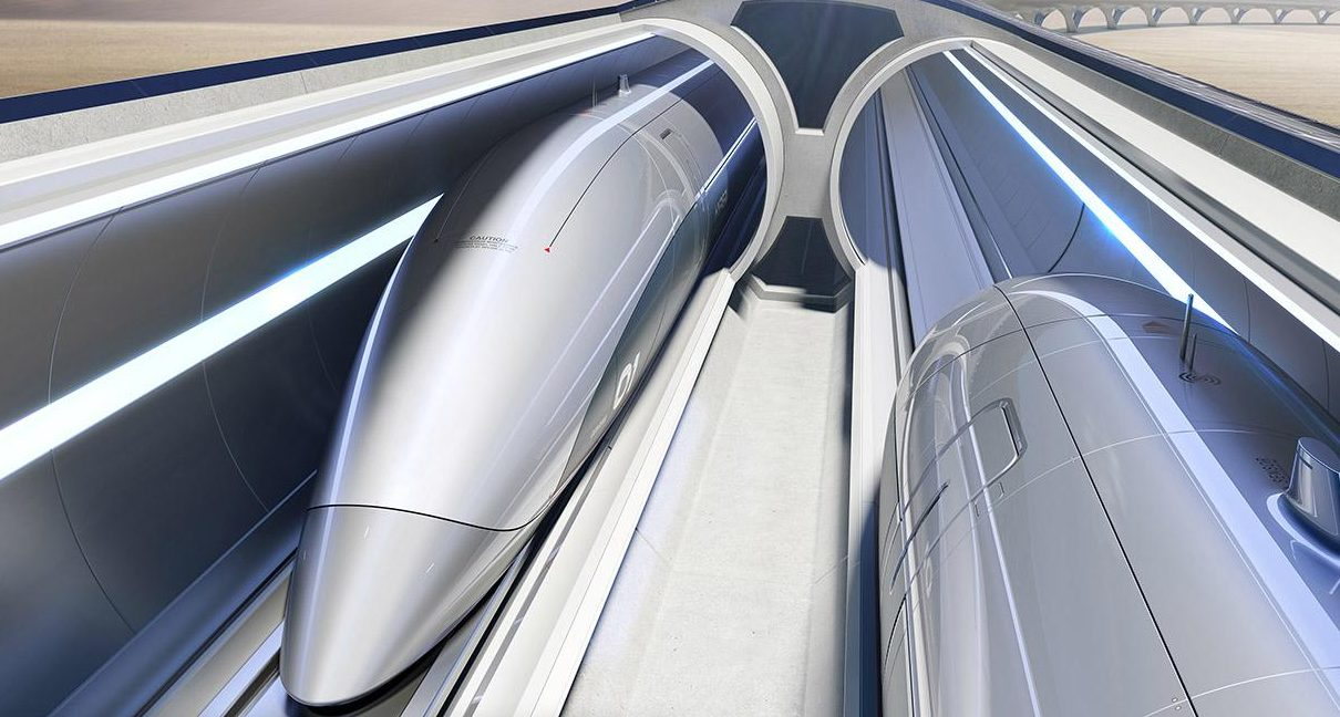 Hyperloop Cadorna Malpensa in 10 minuti