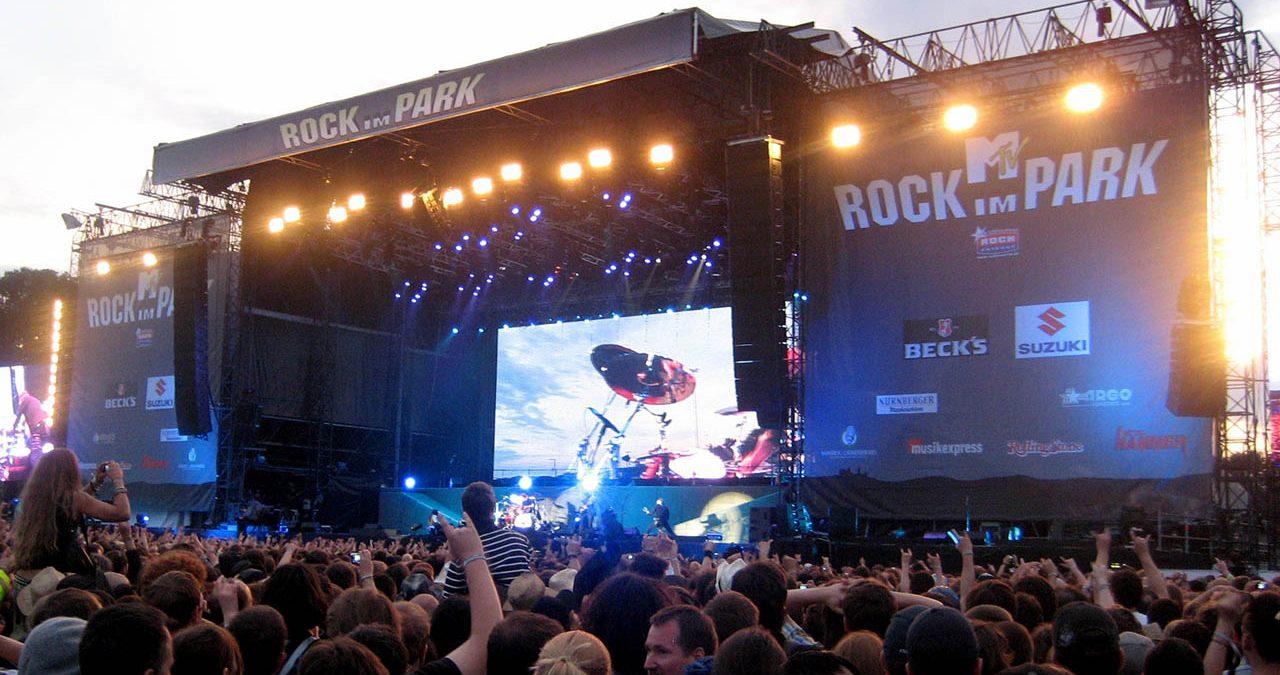 Rock in Park Milano