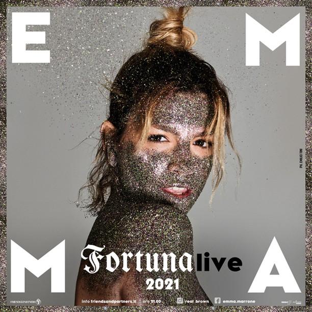 Emma Marrone a Milano YOUparti Mediolanum Forum Assago Ottobre