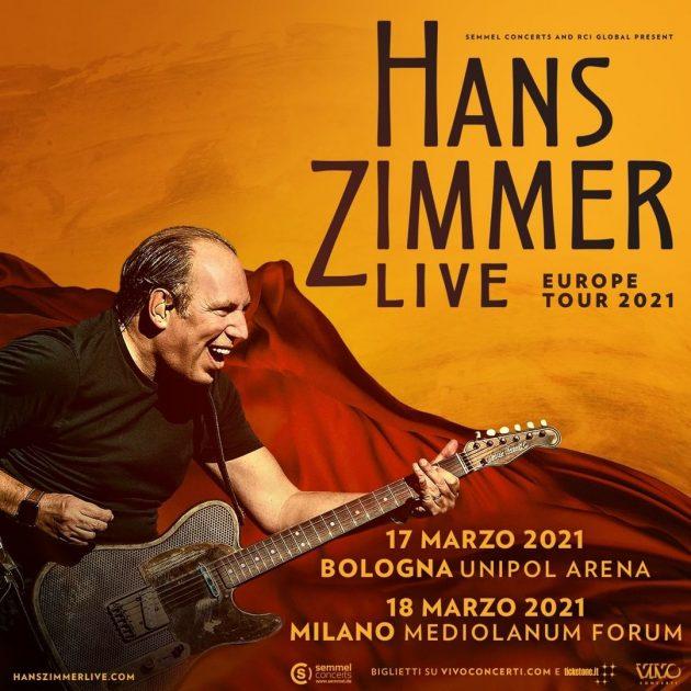 Hans Zimmer a Milano Mediolanum Forum Assago YOUparti