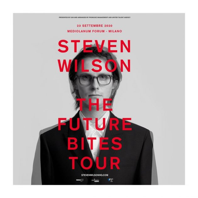 Steven Wilson a Milano YOUparti mediolanum forum assago settembre
