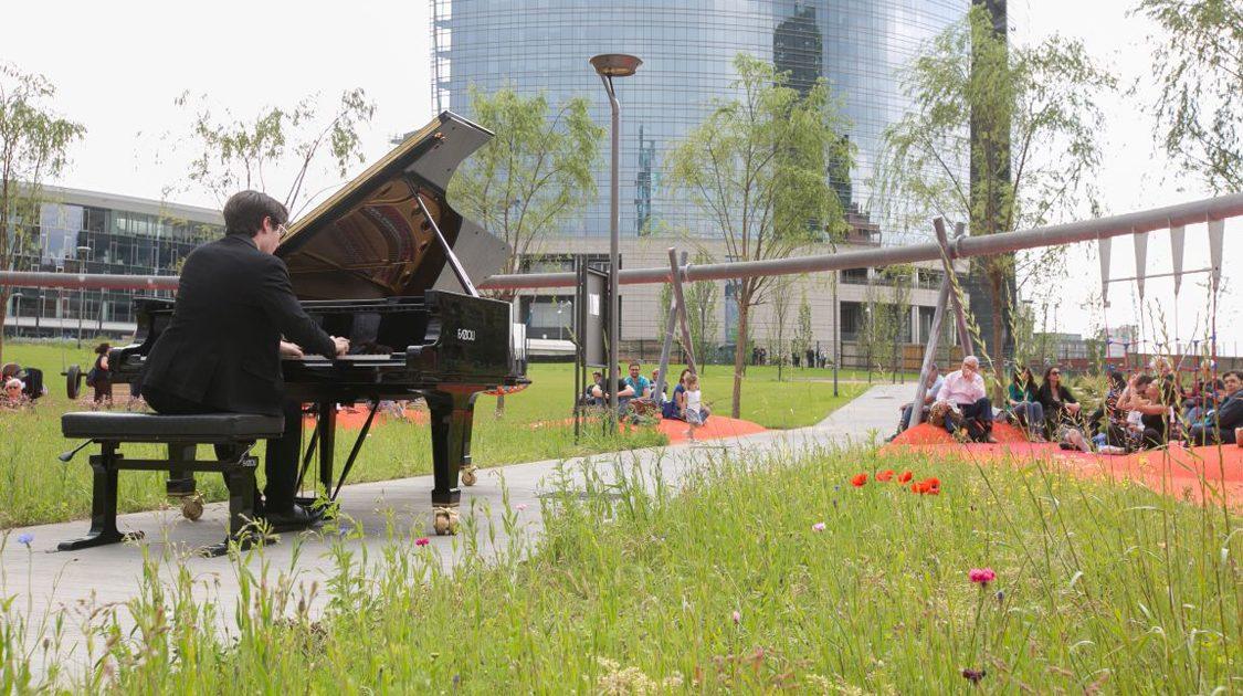Piano City Milano festival