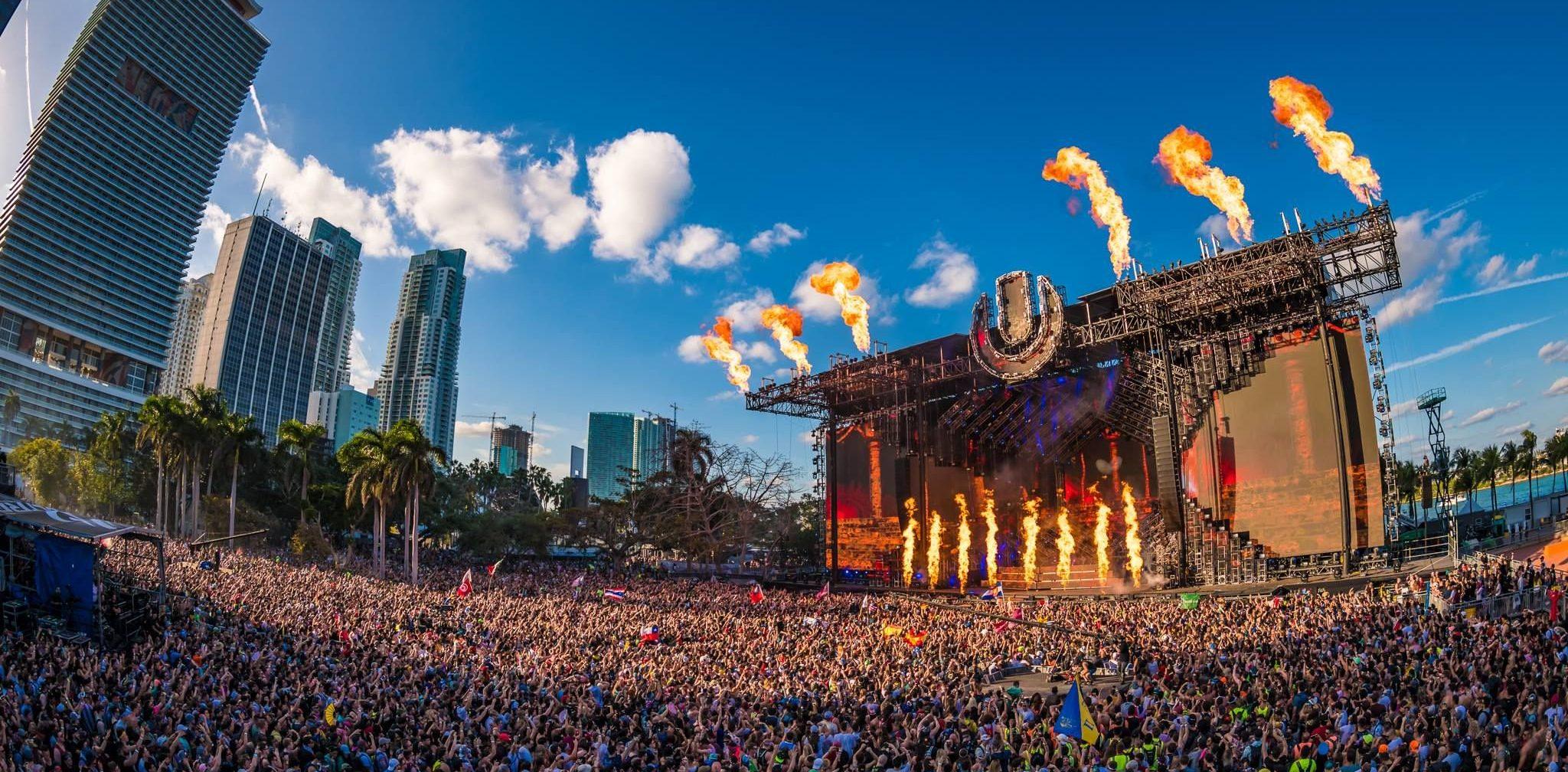 Ultra Music Festival Miami annullato