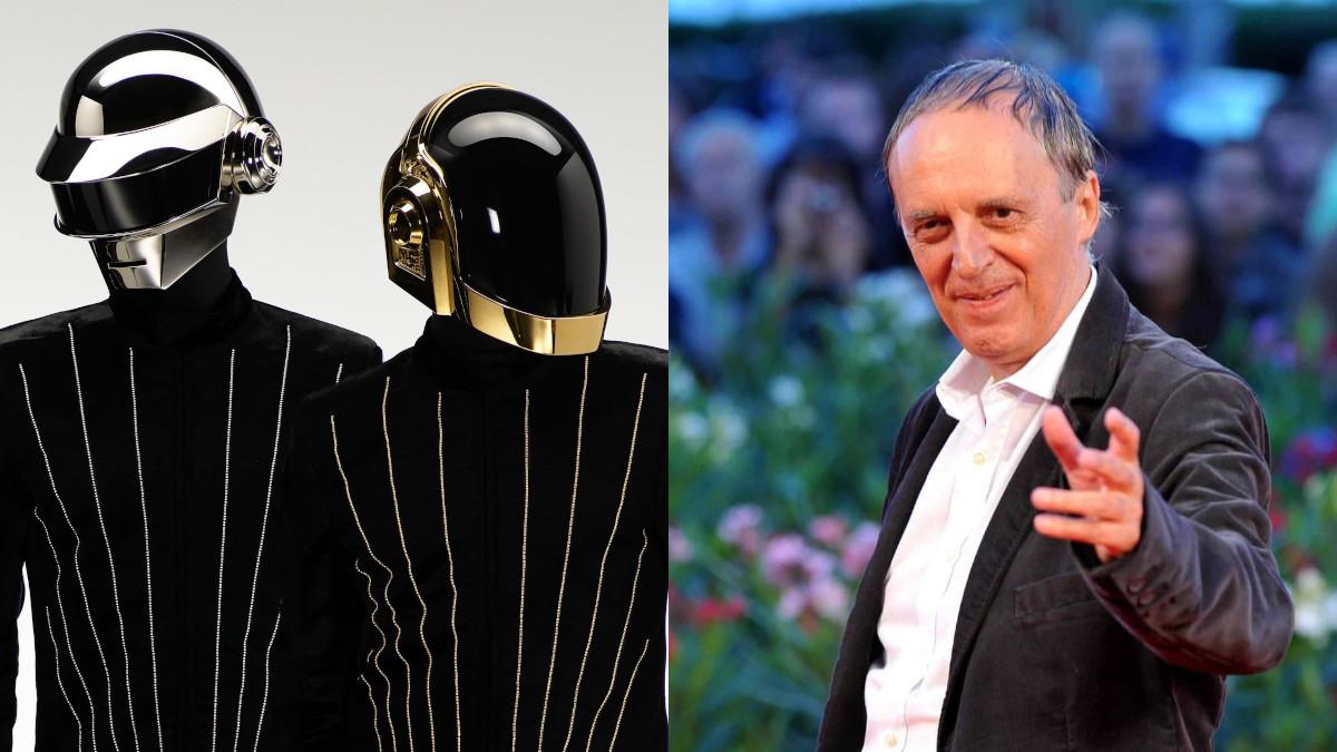 Daft Punk e Dario Argento colonna sonora
