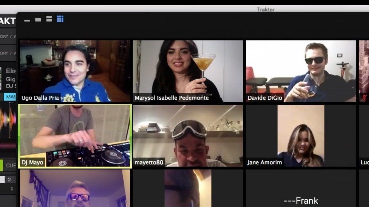 La prima discoteca digitale YOUparti