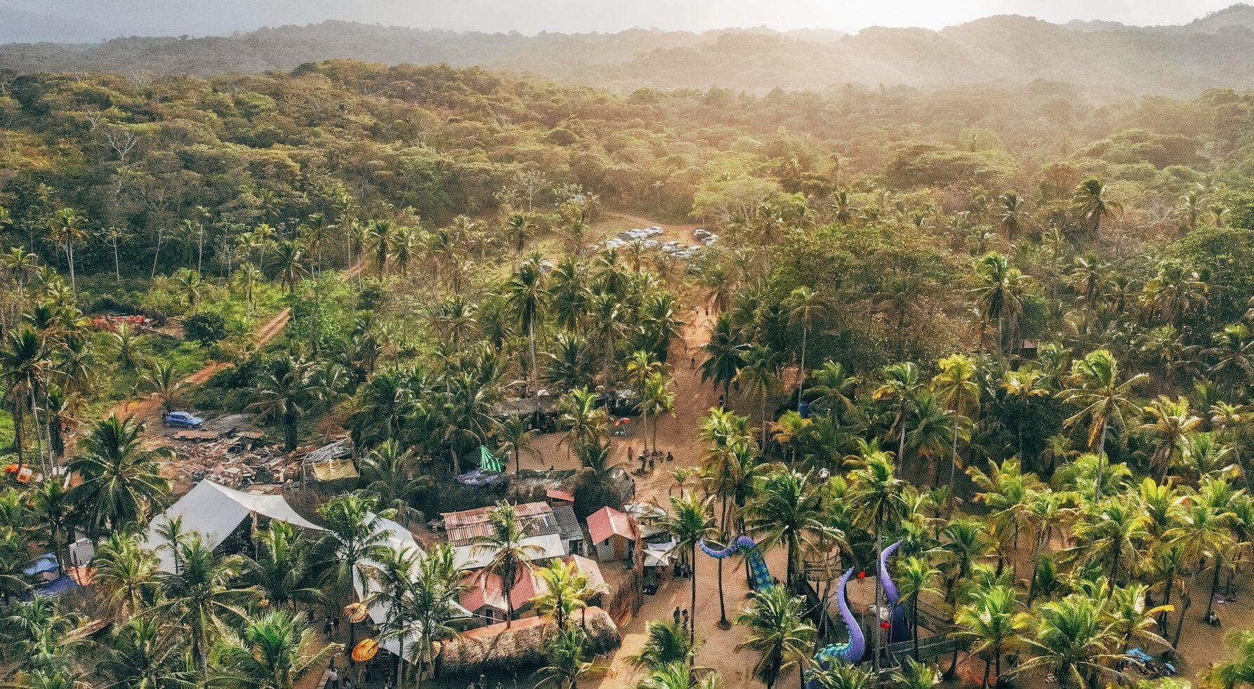 Tribal Gathering festival Panama coronavirus
