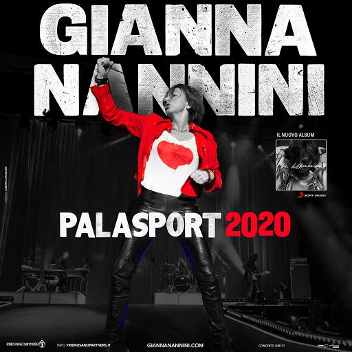 Gianna Nannini YOUparti Mediolanum Forum Assago Dicembre