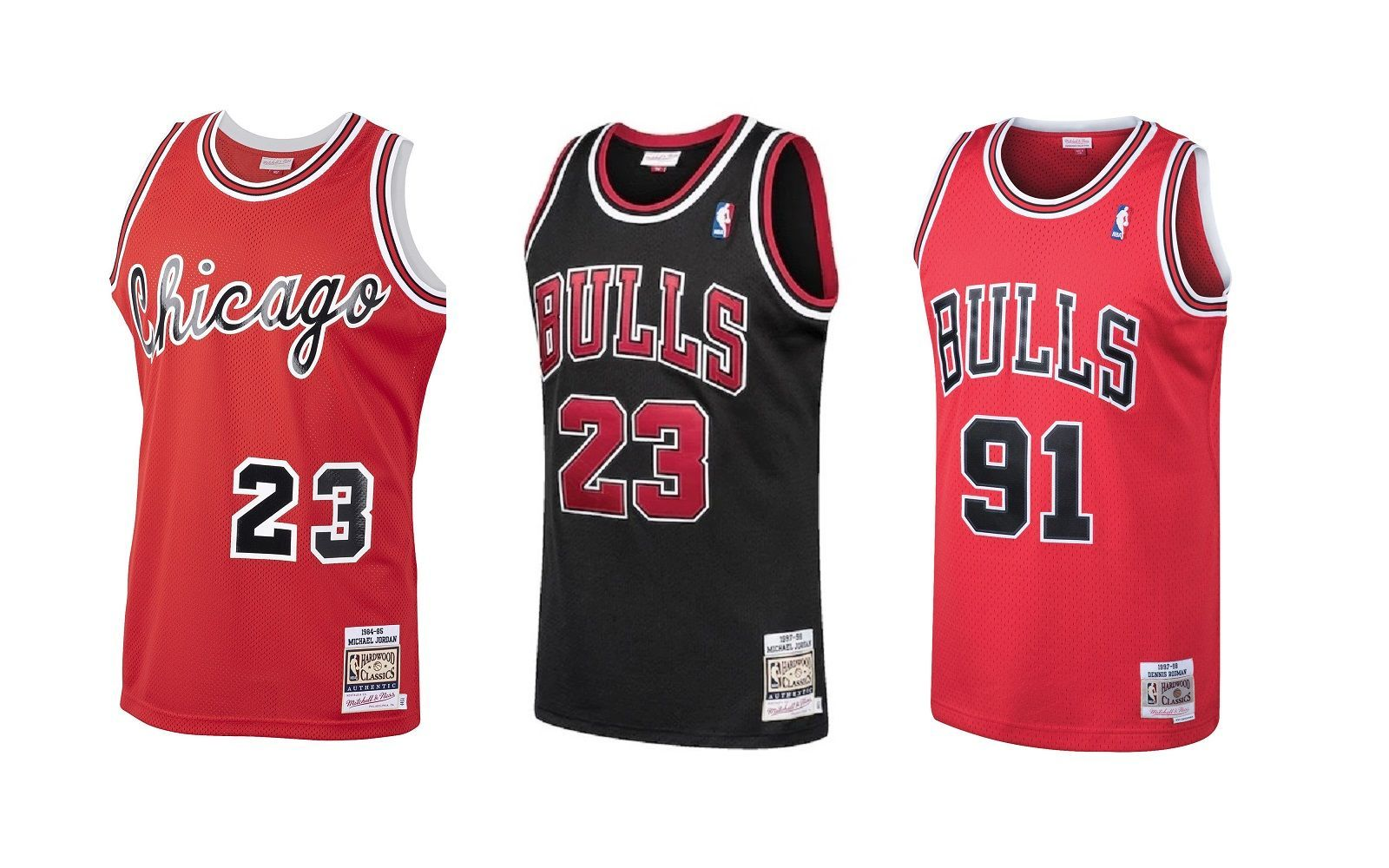 Gli items di ''The Last Dance'' all'NBA Store di Milano YOUparti