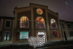 Vapore1928 #WeAreBack YOUparti Fabbrica del vapore