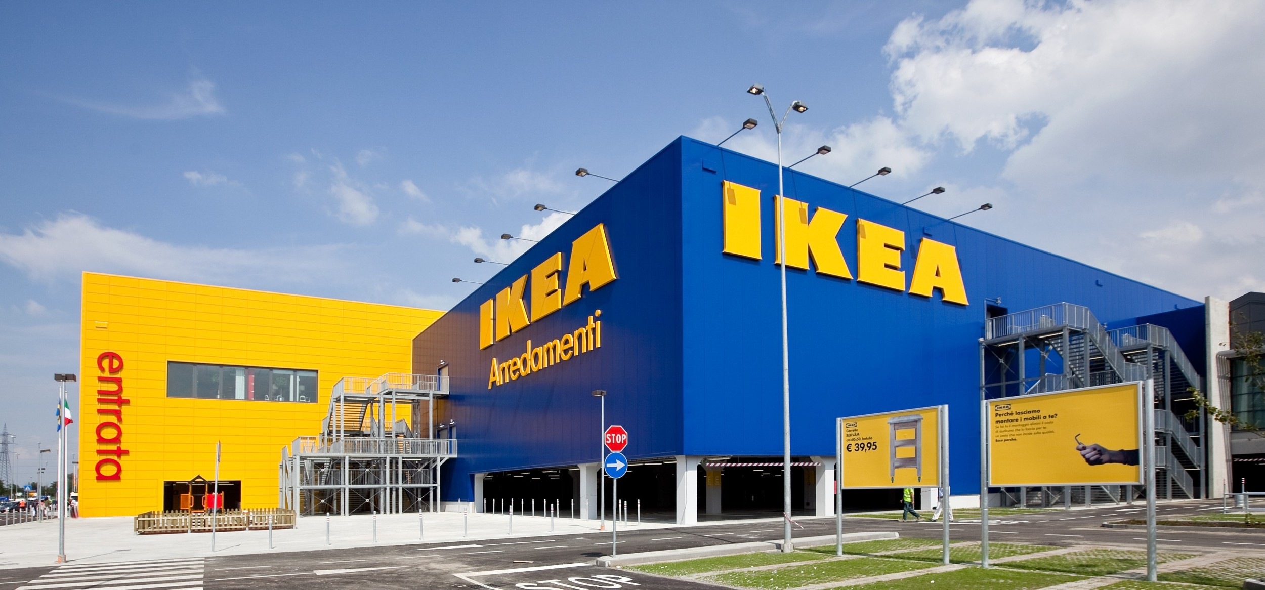 All'ikea come ad un concerto Rock YOUparti