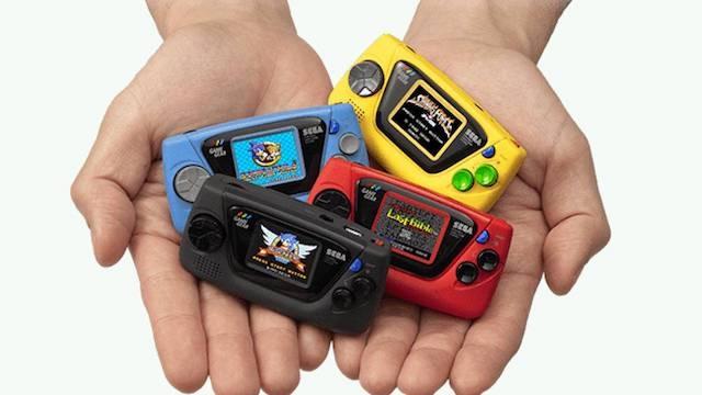 Un Game Gear Micro per il 60 anni di Sega YOUparti Sonic