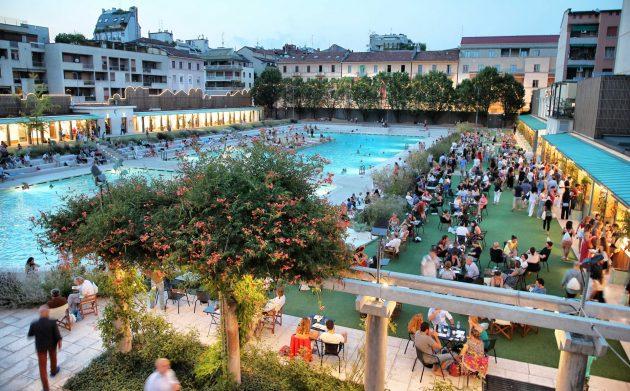 Bagni Misteriosi | Aperitivo a bordo piscina YOUparti