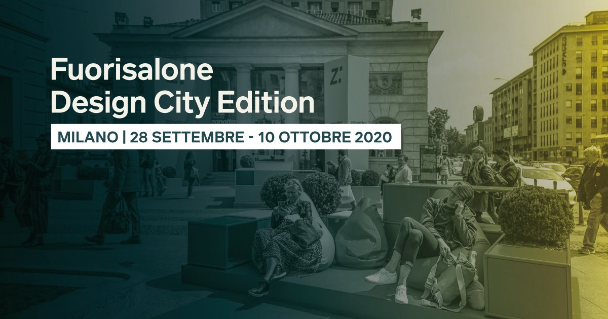 Fuorisalone 2020: Design City Edition YOUparti