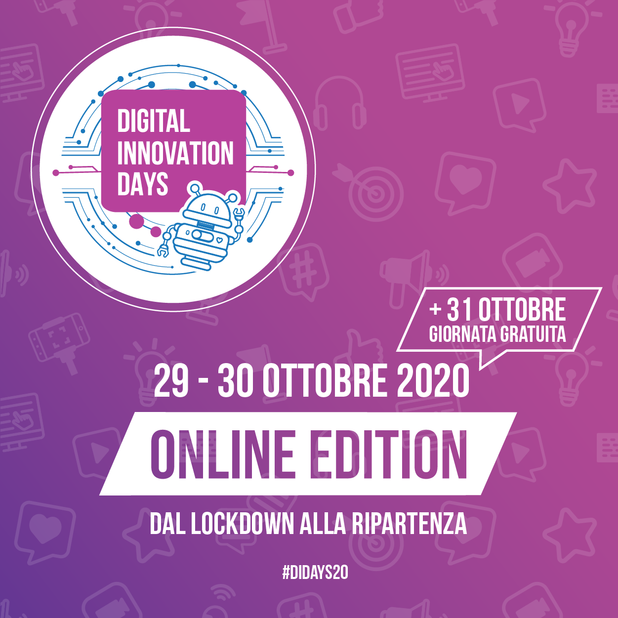Digital Innovation Days | Online Edition YOUparti