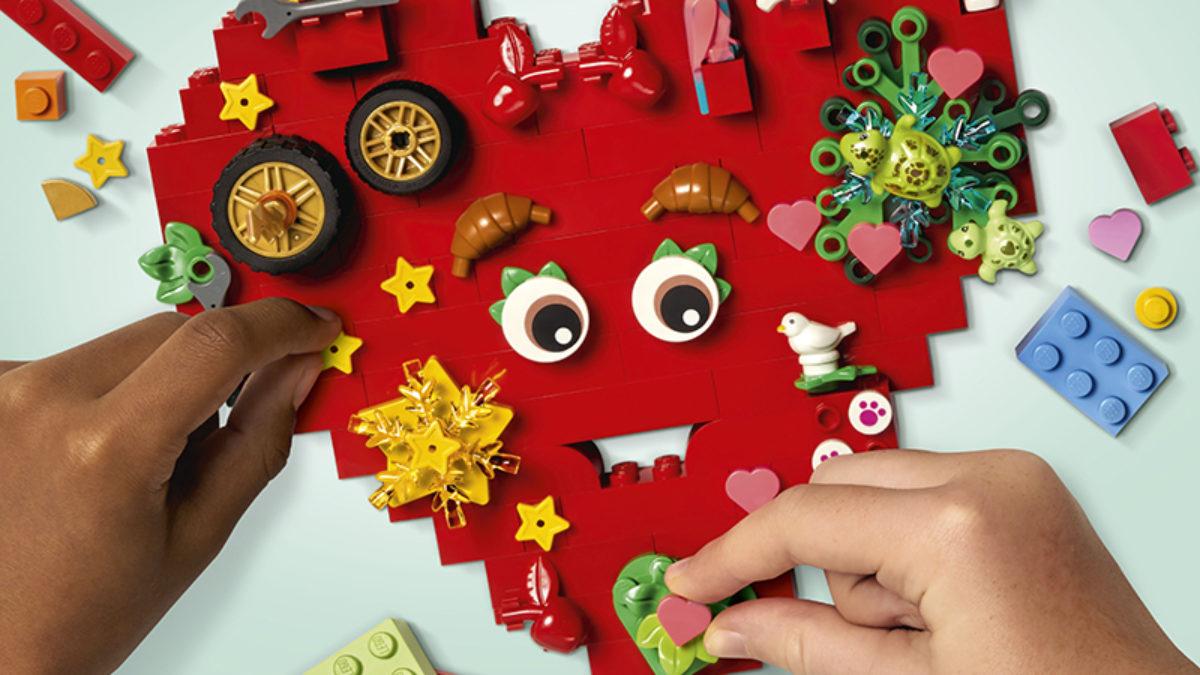 LEGO e la sua challenge natalizia YOUparti