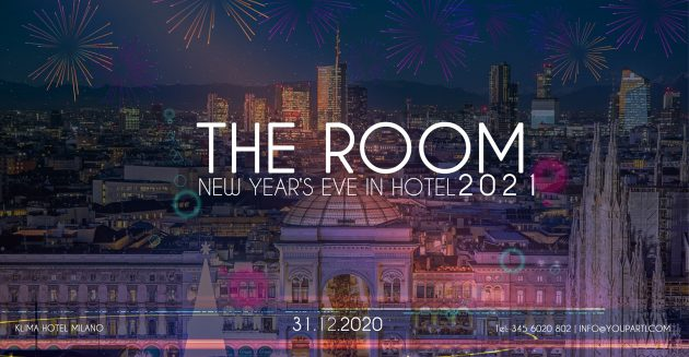 THE ROOM 2021 / New Year's Eve in Hotel YOUparti