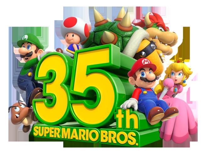 Game & Watch: Happy Birthday Super Mario YOUparti